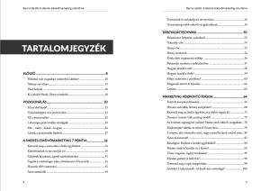 A sikeres esküvőmarketing szisztéma könyv tartalomjegyzéke