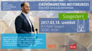 Esküvőmarketing tréning Szeged